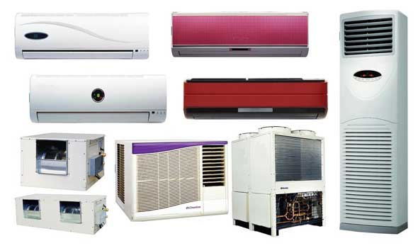 types of air conditioners and their pros and cons. Black Bedroom Furniture Sets. Home Design Ideas